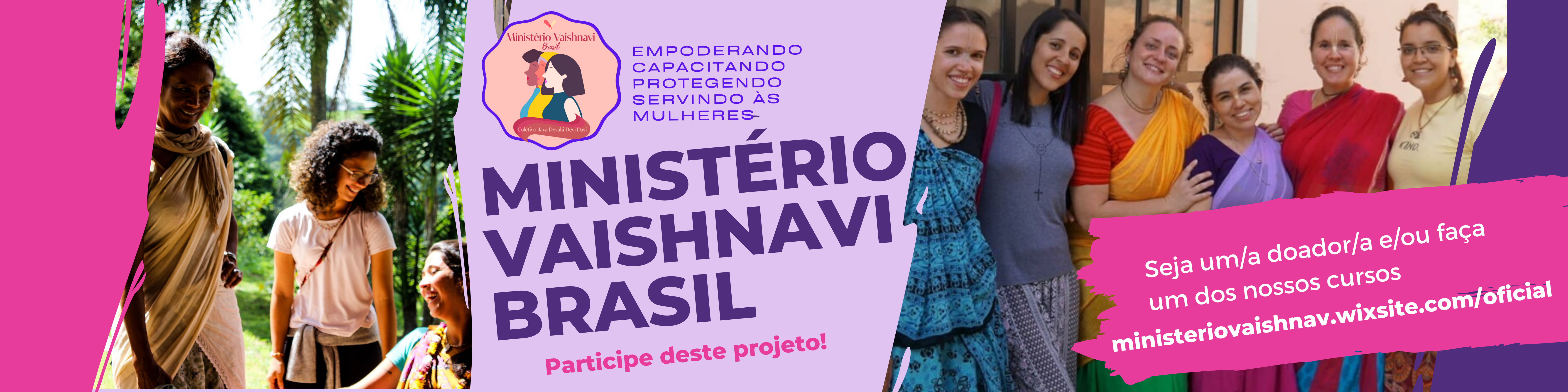 Ministério Vaishnavi Brasil